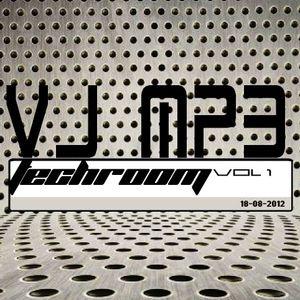 VJ MP3 - Techroom Vol.1 18-08-2012