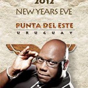 Carl Cox - Live @ Mandala 2012 NYE, Punte Del Este, Uruguai (31.12.2011)