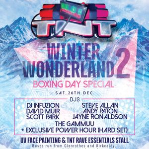 Andy Paton LIVE at TNT Winter Wonderland 2