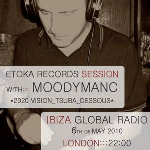 Etoka Session with Moodymanc on Ibiza Global