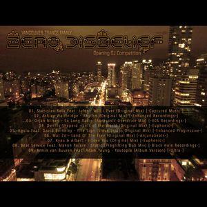 Zero Disbelief (Uzair Hassan) - Vancouver Trance Family DJ Contest