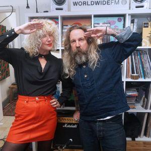 Heidi with Andrew Weatherall // 13-09-19