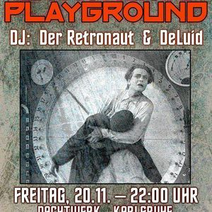 Synthetic Playground 20.11.15 Part II @ Nachtwerk Karlsruhe
