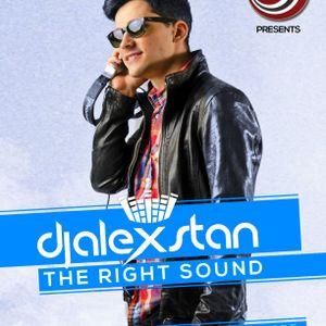 The Right Sound - 09 - DJ Alex Stan - August 2016
