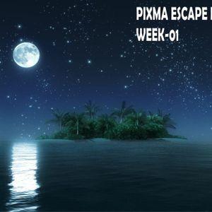 PIXMA ESCAPE Mixtape Week-01