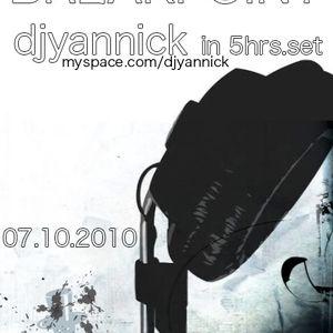dj yannick live at chapeau rouge 7.10.2010 III.