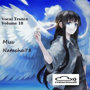Vocal Trance Volume 18 Miss Natasha 78