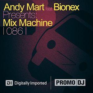 Andy Mart - Mix Machine@DI.FM 086
