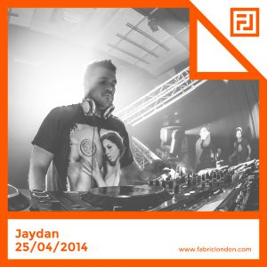 Jaydan - FABRICLIVE x Playaz Mix