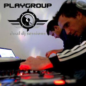 PlayGroup techno dual set - DJ Sygma VERSUS DJ Chelo