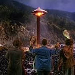 47. War of the Worlds, Star Wars, Somebody Up There Likes Me