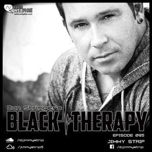 Black Therapy Episode 95 (techno)
