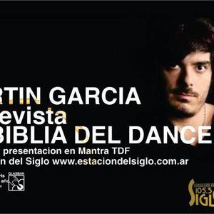 Entrevista a MARTIN GARCIA en LBD 28 de Diciembre de 2.013