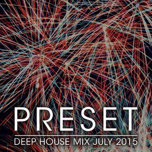 Deep House Mix July 2015