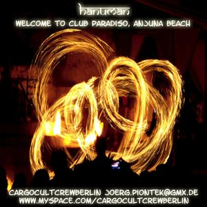 welcome to club paradiso - anjuna