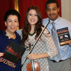 Emma Sutton, Assistant Concertmaster at The Louisville Orchestra