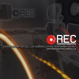 Sonomaquina @ REC - Inicio Cuarta Temporada