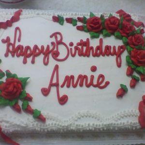 Nick Desku pres. Annie Buuren Birthday