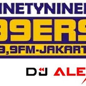 NINETYNINERS 99.9 FM With DJ ALEX