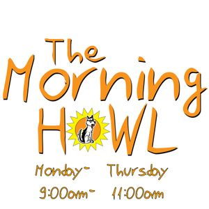 The Morning Howl- Interview w/ Anne Gaquere & David Collins