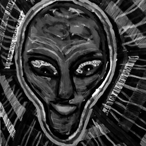 Alien Dark Psy