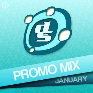 DamSaid - Januar mix