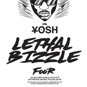 YosH Warm Up Mix For Lethal Bizzle (mixed by Bitr8)