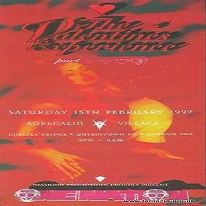 Micky Finn Back2Back Brockie One Nation 'The Valentines Experience Part 4' 15th February 1997