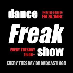 Dance Freak Show [ 3.Dec.2013  DJ ITOMAN Hi-ENG & Nu DISCO MIX]