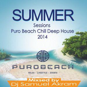 VA. Summer Sessions Puro Beach Chill Deep House 2014