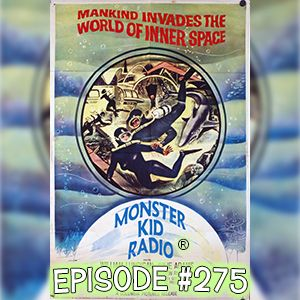 Monster Kid Radio #275 - The Underwater City with Steve Sullivan