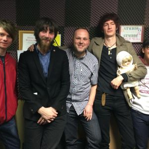 The Juveniles live on HCR 22nd March 2015