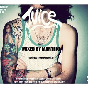 JUICE - Compiled by Kevin Morosky, Mixed By Martelo
