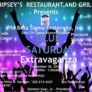 DJ Eclipse - Phi Beta Sigma Fraternity, INc.; Zeta Chi Sigma Chapter Blue Saturday Party 11-28-15