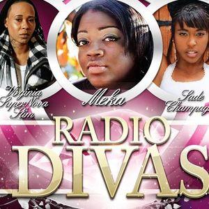 RADIO DIVAS Interviews Tanya Chisholm and King Ray (Episode 39)