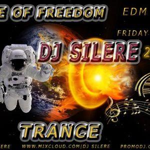 DJ Silere - Sense Of Freedom 158 (25.03.2016)