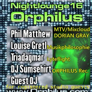 Phil Matthew @ Orphilus Nightlounge 16 (31.12.2015)
