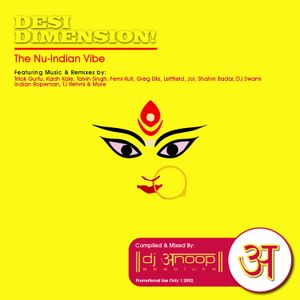 Various Feat. Anoop Absolute! - Desi Dimension (2002)