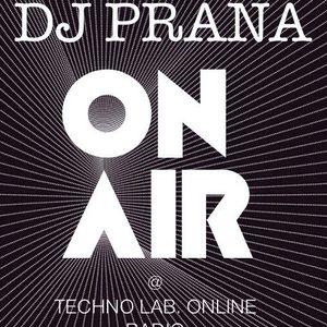 DJ PRANA @ TECHNO LAB. ONLINE RADIO 03.07.2015