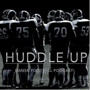 Huddle up 162 - Froholdt til Patriots, Draft nedtakt, Vindere og tabere