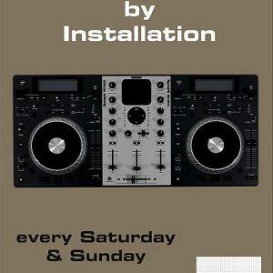 Bleep Mix By Installation 21.5.12