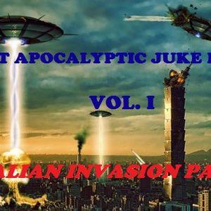 P.A.J.B.V.1- THE ALIEN INVASION PARTY