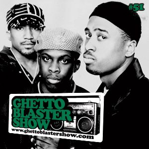 GHETTOBLASTERSHOW #51 (feb. 26/11)