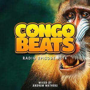 Congo Beats Radio 014 - Mixed by Andrew Mathers