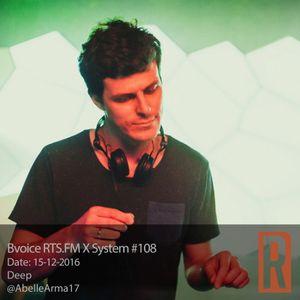 Bvoice RTS.FM X System 108 15-12-2016
