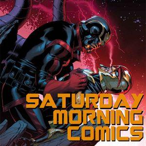 "Saturday Morning Comics #50 ""HE STAYS"""