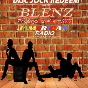 Blenz wid Disc Jock Redeem (2nd Podcast)