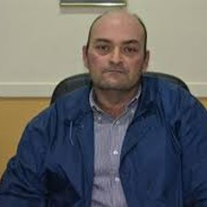 01-12-2016 Ο Πρόεδρος του Εργ. Κέντρου Χανίων Γ. Μανωλικάκης στην Ε.Ρ.Τ. Χανίων