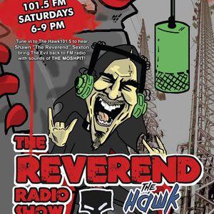 The Reverend Radio Show - 19/03/2016