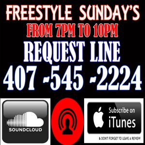 Freestyle Sunday With Dj Larry Vee & Dj Larry Vee Jr. EP 27 July 9th 2017.